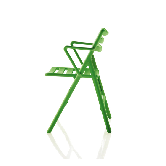 Folding Air-Chair von Magis | Kantinenstühle