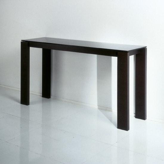 Slim console by Artelano | Console tables