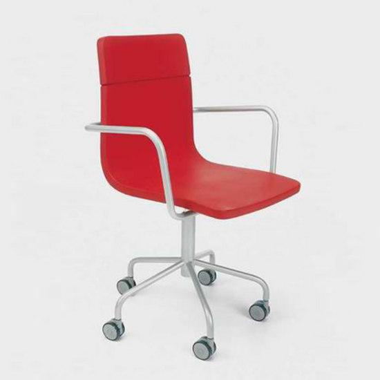 Casablanca swivel armchair by Artelano | Office chairs