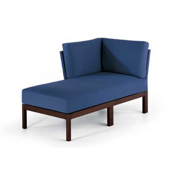 Shanghai lounger by Artelano | Chaise longues