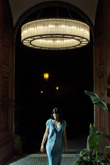 Estadio | Pendant Lamp by Santa & Cole | General lighting