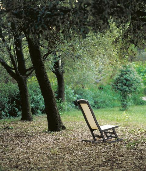 Mecedora Lorca di Santa & Cole | Poltrone da giardino