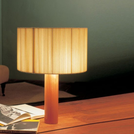 Moragas table lamp by santa cole general lighting