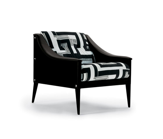 Dezza Armchairs From Poltrona Frau Architonic