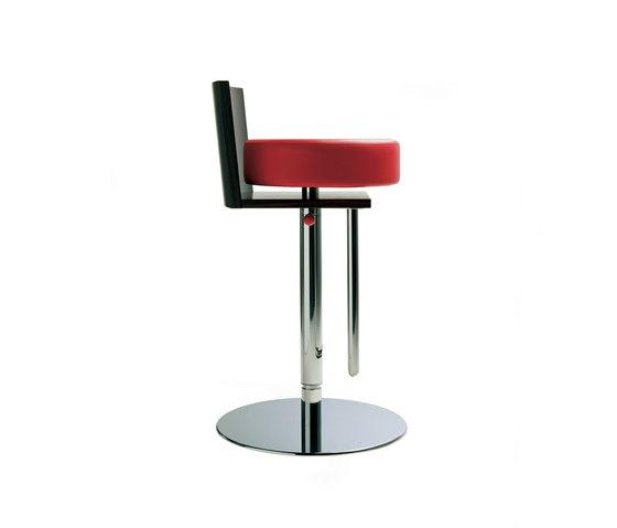 Le Spighe by Poltrona Frau | Bar stools