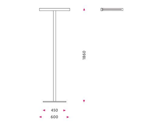 T-Office von Mawa Design | Allgemeinbeleuchtung