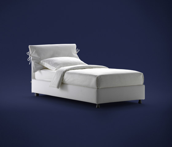Nathalie Single by Flou | Single beds