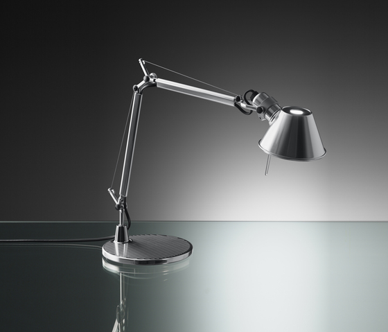 Tolomeo Micro Table Lamp by Artemide | Table lights