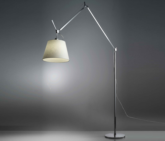 Tolomeo Mega Floor Lamp by Artemide | General lighting