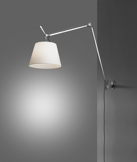 Tolomeo Mega Wall Lamp by Artemide | General lighting