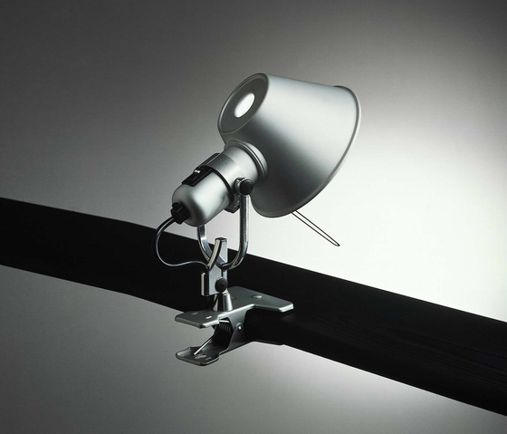 Tolomeo pinza by Artemide | Clip-on lights / Shelf lights