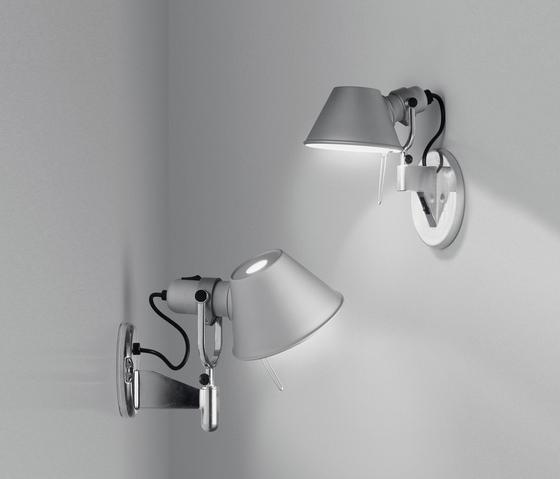 Tolomeo Micro faretto Wall Lamp by Artemide | Task lights