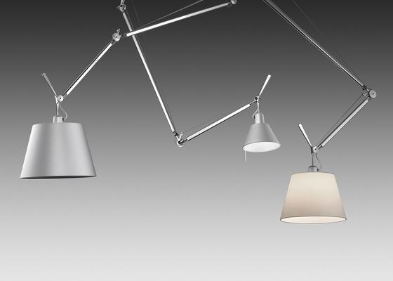 Tolomeo Decentrata Suspension Lamp by Artemide | General lighting
