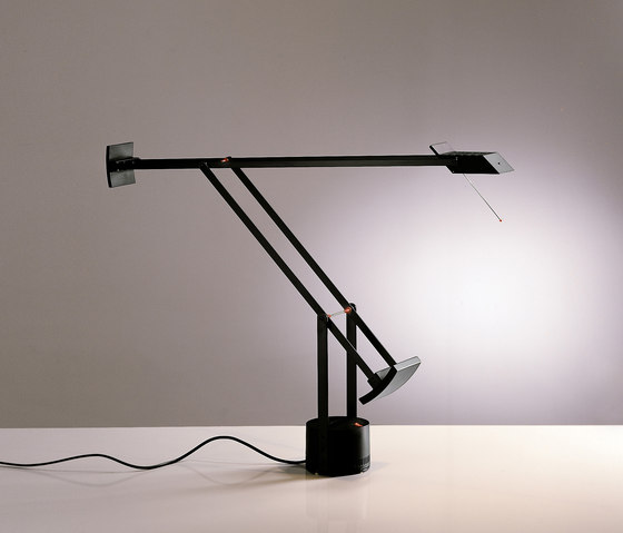 Tizio Table Lamp by Artemide | Task lights
