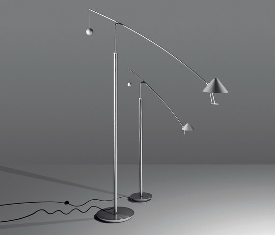 Nestore floor lamp by Artemide | General lighting