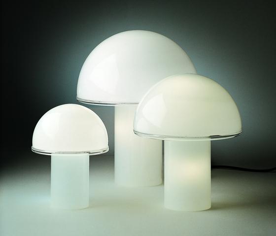 Onfale di artemide grande medio piccolo lampade da - Artemide lampade tavolo ...
