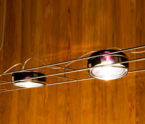 Opto C4 ruby by Wortmeyer Licht | General lighting