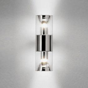 Wall luminare 8254/8255/8256 by Glashütte Limburg | General lighting