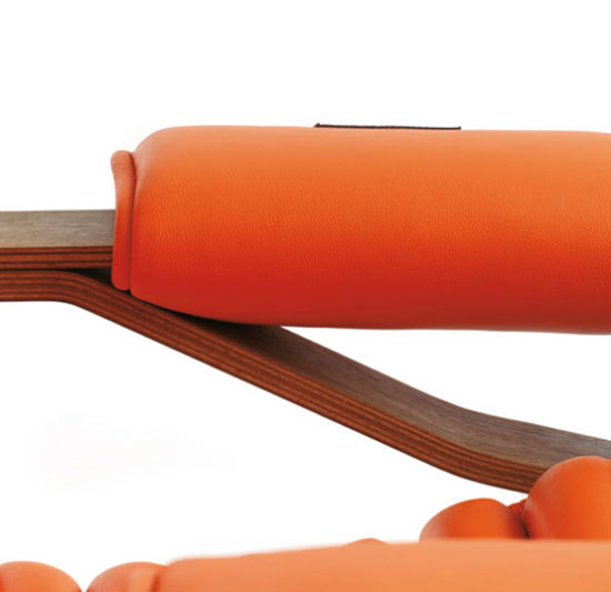 SUPERLEGGERA by B-LINE | Lounge chairs