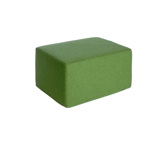 Mood Seating 62 de VANGE | Poufs