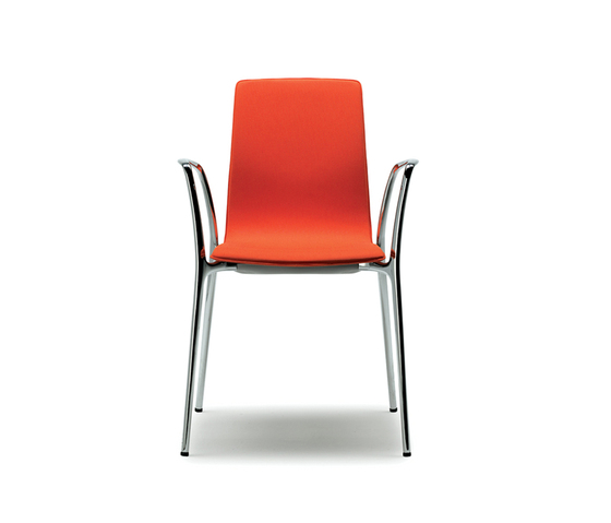 Gorka fabric upholstered by AKABA | Visitors chairs / Side chairs