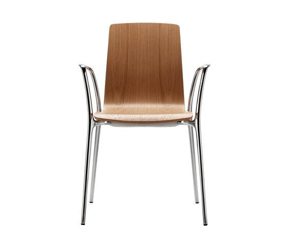 Gorka   wood by AKABA   Restaurant chairs