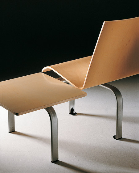 Barcino bench by Mobles 114 | Beam / traverse seating