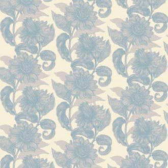 PARADISICAL FLOWER 2 by Timorous Beasties | Wall coverings / wallpapers