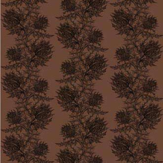GRAND THISTLE WALLPAPER by Timorous Beasties | Wall coverings / wallpapers