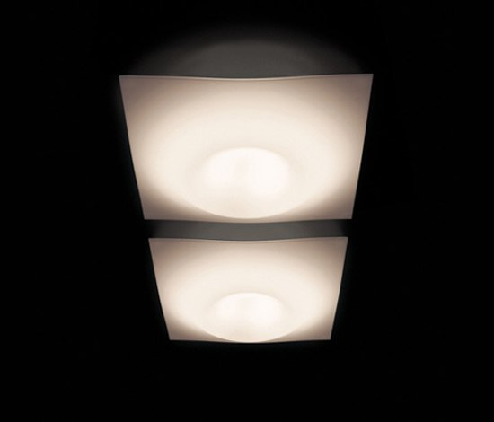 Gea ceiling lamp by Foscarini | General lighting