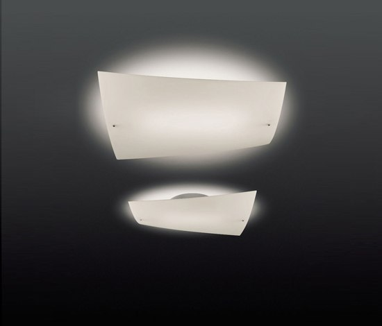 Folio ceiling by Foscarini | General lighting