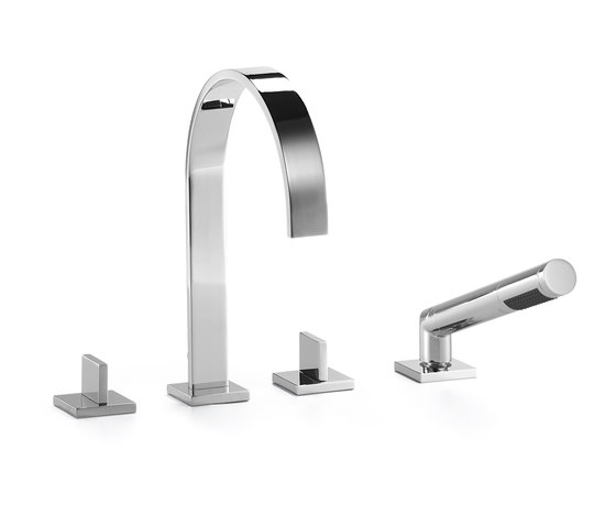 MEM - Deck-mounted bath shower set by Dornbracht | Bath taps