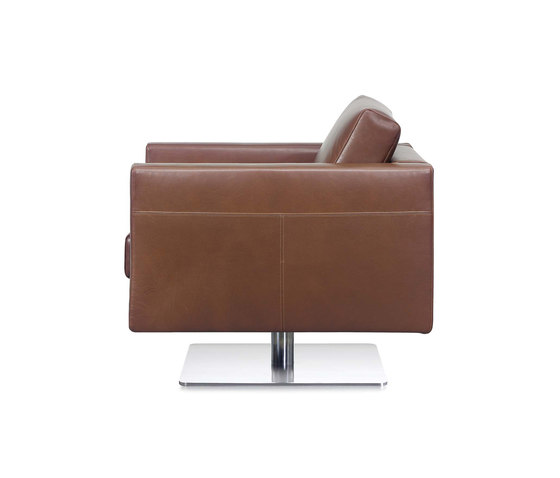 Park Swivel Armchair by Vitra | Lounge chairs