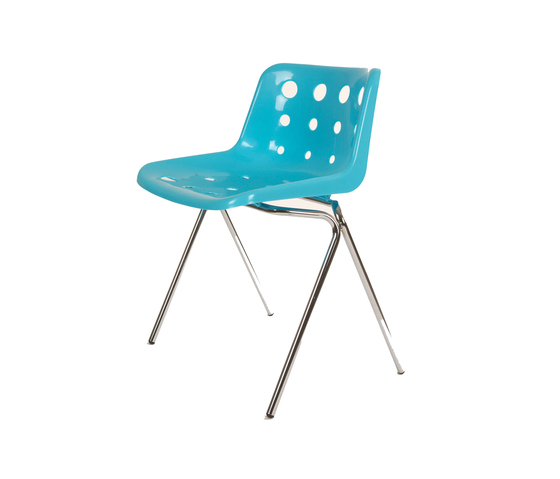 Polo 4-leg by Loft | Multipurpose chairs