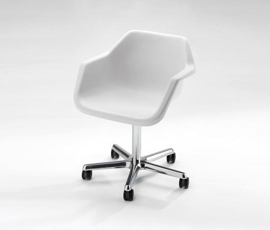 Poly 5-star by Loft | Task chairs