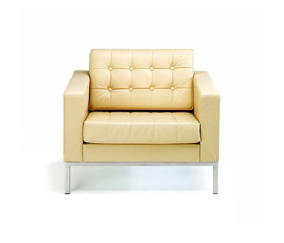 Club armchair by Loft | Lounge chairs