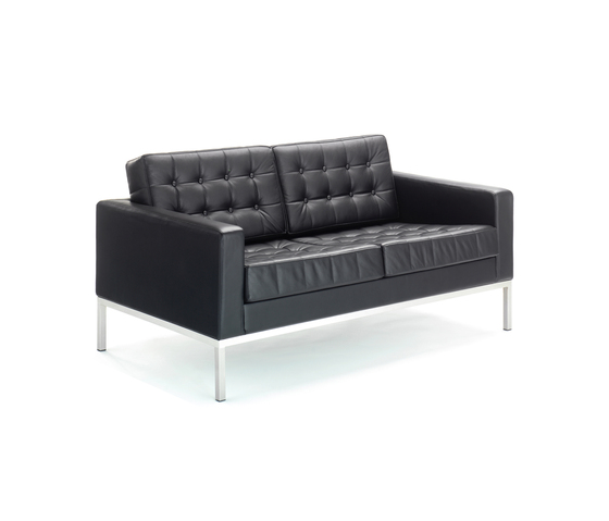 Club 2-seater sofa by Loft | Lounge sofas