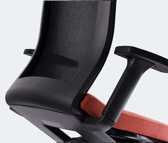 Neos 181/6 by Wilkhahn | Task chairs