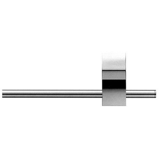 Modulo Arco polished nickel by Blome | Curtain fittings