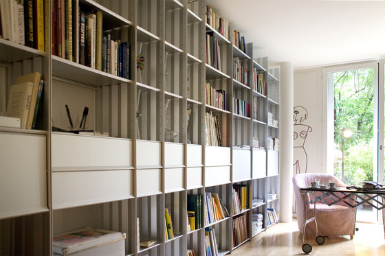 adeco RADAR Classic by adeco | Office shelving systems