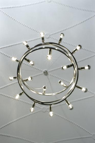 Dione 550 de Licht im Raum | Suspensions