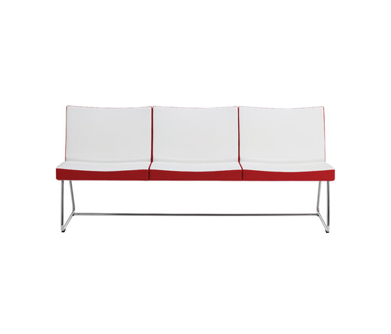 A-Line Modular Seating by Lammhults | Waiting area benches