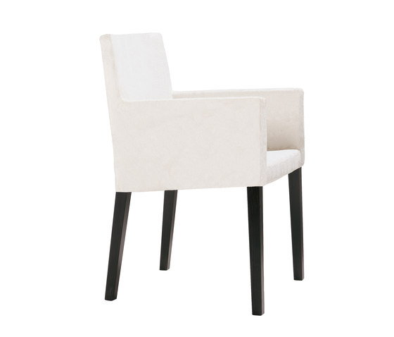Luna SO 7652 by Andreu World | Restaurant chairs