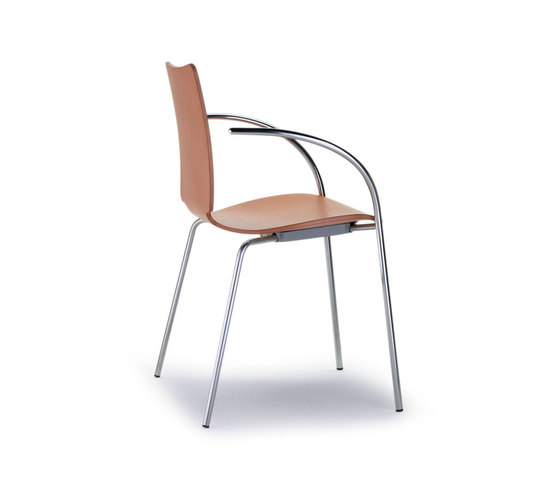 Talle with armrests by Sellex | Multipurpose chairs