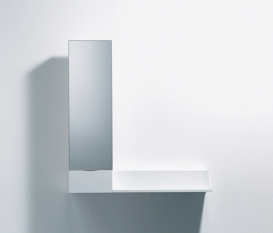 Jet - SPE030-SPE031 by Agape | Mirror cabinets