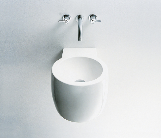 Cheese - CER710R by Agape | Wash basins