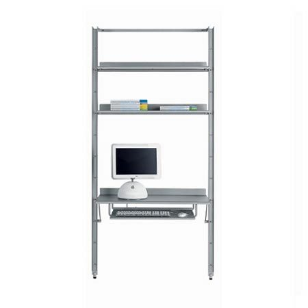 Armida shelving system von Desalto | Computertische