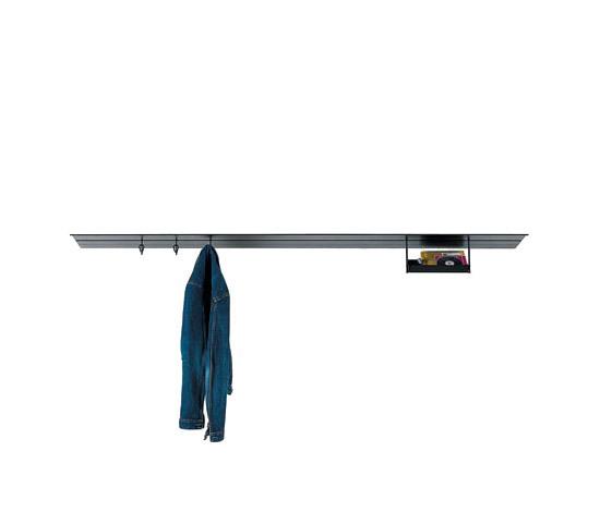 Hang shelving system de Desalto | Percheros de pared