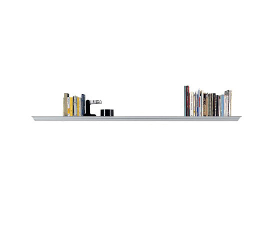 Hang shelving system by Desalto | Wall shelves