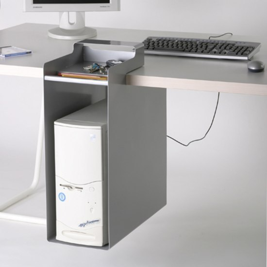 Più contenitori di computer di De Padova